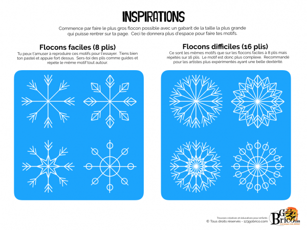 Flocons faciles2 600x449 - Flocons faciles