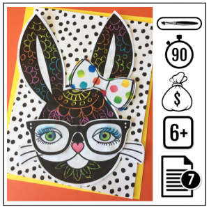 "Funky bunny cover 300x300 - ""Funky Bunny"""