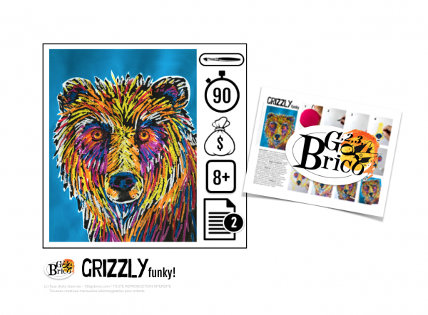 Grizzly funky 1 600x442 - Grizzly funky
