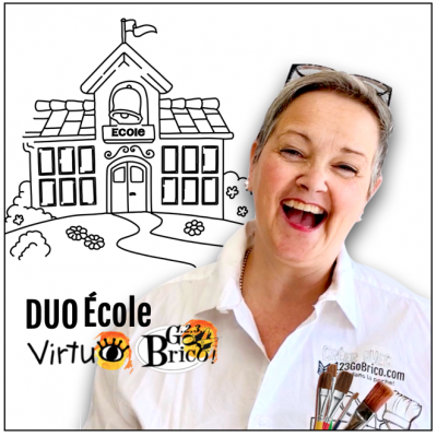 Duo ecole 400x400 - 123GoBrico & Virtuo - Duo École